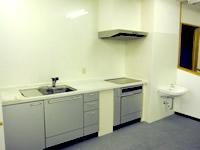 エコな設備の厨房