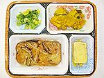 冷凍弁当サンプル(昼食) 介護食・東京宅配・冷凍弁当のまごころ工房